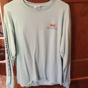 Simply Southern long sleeved top